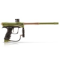 Dye Rize CZR Paintball Gun - Olive & Tan