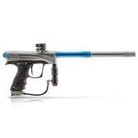 Dye Rize CZR Paintball Gun - Grey & Blue