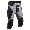 Empire NeoSkin Slide Shorts w/ Knee Pads - Black & Grey - Large