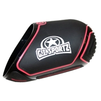 G.I. Sportz Tank Cover - Black & Red