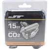JT 12 Gram CO2 Cartridges - 15 Pack