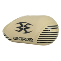 Empire Exalt Tank Cover - Tan / Black