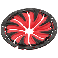 Dye Rotor & LT-R Quick Feed - Red & Black