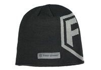 Tiberius First-Strike Beanie - Black