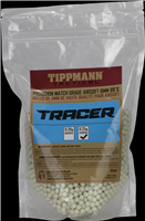 Tippmann .20g Tracer BB's - Light Green