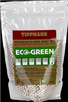 Tippmann .36g Eco Friendly BB's - 1kg Bag - White