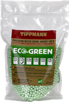 Tippmann .28g Eco Friendly BB's - 1kg Bag - Light Green