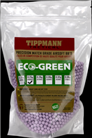 Tippmann .25g Eco Friendly BB's - 1kg Bag - Light Purple