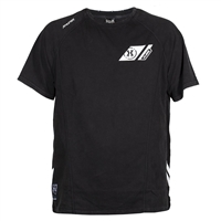 HK Army Division - Athletex Active Tee - Black Haze