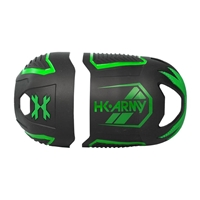 HK Army Vice FC Tank Cover - Black / Neon Green