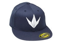 Bunker Kings Flex Fit Cap - Crown - Navy