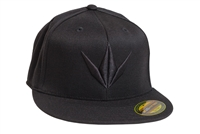 Bunker Kings Flex Fit Cap - Crown - Black