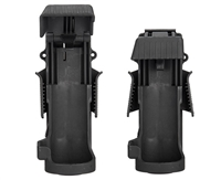 Quick Release Flash Bang Grenade Holster for MOLLE - Black