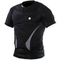 Dye Padded Performance Top - Black
