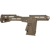 eclipse,gemini,rail,mounting,kit,etek5,lv1,lv1.1,tactical,stock,