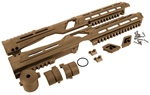 Planet Eclipse Etha EMC Rail Kit - Tan