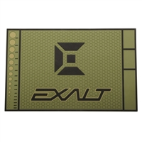 Exalt HD Rubber Tech Mat - Army Olive