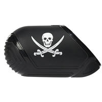 Exalt LE Tank Cover - Small - Jolly Roger / Pirate