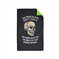 Exalt Player Size Microfiber - Skulls of Their Enemies