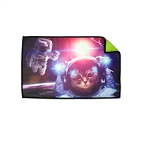 Exalt Player Size Microfiber - Astronaut Cat