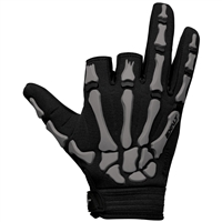 Exalt Death Grip Gloves - Black & Grey