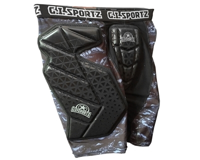 G.I. SPORTZ Race 2.0 Slide Shorts