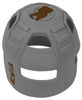 Planet Eclipse Tank Grip - Grey & Brown