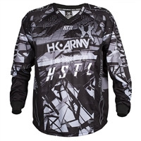 HK Army HSTL Line Jersey - Charcoal