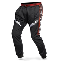 HK Army TRK Jogger Pants - HK Skull - Red