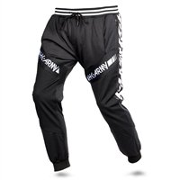 HK Army TRK Jogger Pants - HK Stripe - Black