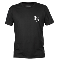 HK Army Wilted T-Shirt - Black
