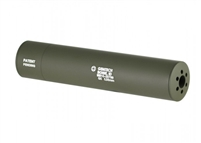 Madbull Gemtech G5 CCW Barrel Extension - Olive