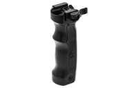 UTG D Grip w/ Ambidextrous Quick-Release Bipod