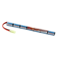 Tenergy 8.4V 1600 mAh  Airsoft Stick Battery