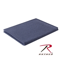 Rothco Wool Blanket - Navy Blue