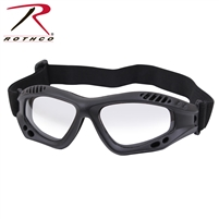 Rothco ANSI Rated Tactical Goggles - Black