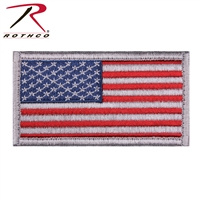 Rothco American Flag Patch - Red White & Blue