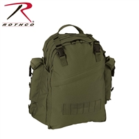 Rothco Special Forces Assault Pack - Olive Drab