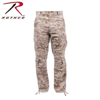 Rothco Vintage Paratrooper Fatigue Pants - Desert Digital - 3XL