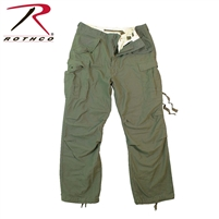 Rothco Vintage M-65 Field Pant - Olive Drab