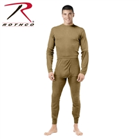 Rothco Gen III Silk Weight Bottoms - Coyote