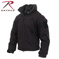 Rothco 3-in-1 Spec Ops Soft Shell Jacket - Black