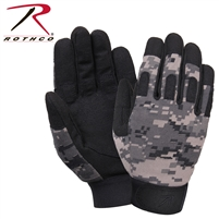 Rothco Lightweight All Purpose Duty Gloves - Subdued Urban Digital Camo