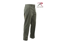 Rothco Deluxe 4-Pocket Chinos - Olive Drab
