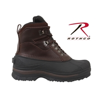 Rothco 8-Inch Cold Weather Hiking Boots - Brown