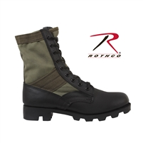 Rothco Classic Military Jungle Boots Olive Drab