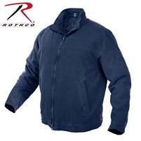 Rothco 3 Season Concealed Carry Jacket - Navy 2XL