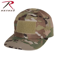 Rothco Kid's Tactical Operator Cap - Multicam