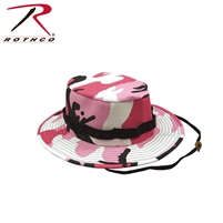 Rothco Camo Jungle Hat - Pink