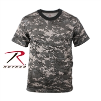Rothco Digital Camo T-Shirt - Urban - 3XL